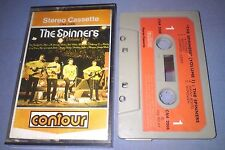 THE SPINNERS VOLUME 1 PAPER LABELS cassette tape album T3685