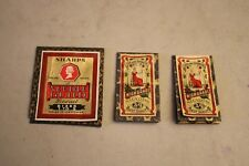 Vintage Lot Of Sharps & Dix and Rands Needles In Original Packaging