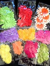 180 Flowers petals flower lot assortment petal Handmade Mulberry cards Paper 20