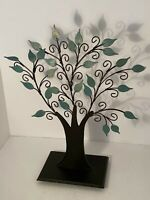 "💕 2003 15"" Display Metal Hallmark Family Tree FOR Ornament Frames Keepsake B7"