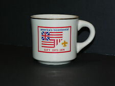 BSA America's Bicentennial Gift 1973-1974 - Coffee Mug