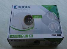 König SAS-SETIPC011W WLAN WiFi IP Camera Überwachungskamera Set, 1080p Full-HD