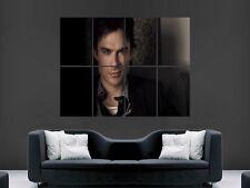 Ian Somerhalder Vampire Diaries perdido Gigante Poster Print