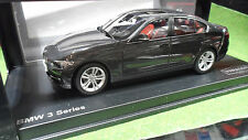 BMW 3 SERIES gris berline 1/18 PARAGON PA - 97025 voiture miniature d collection