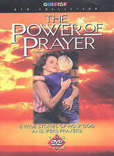 THE POWER OF PRAYER (DVD Collection Questar) SHIPS NEXT DAY 5 Stories