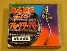 2-CD BOX DONNA / DANS FOLIE - 76-77-78