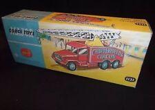 Corgi 1121 Chipperfield's Crane Truck Empty Repro Box