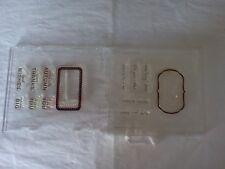 Papertrey Ink Fillable Frames #7 & #8 Stamp Set