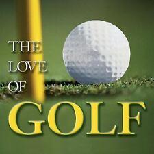 Love of Golf, Barrett, David, New Book