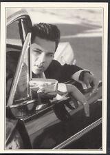 Male Glamour Model Postcard - Nick Kamen, Model, Singer & Songwriter Y194