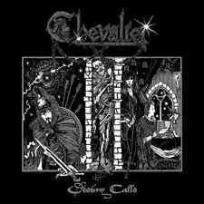 CHEVALIER - Destiny Calls (LIM.BLACK VINYL*FEMALE FRONTED SPEED METAL*S.HALLOW)