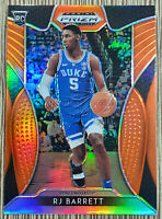 2019-20 Panini Prizm Draft Picks RJ Barrett Rookie RC Orange