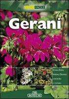 Gerani - M. Novella Batini - Libro Nuovo in offerta!