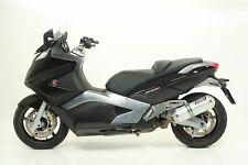 Terminale Scarico alluminio Black Line version Giannelli Gilera GP 800 2008>2013