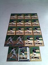 *****Rob Ryan*****  Lot of 19 cards.....3 DIFFERENT / Baseball