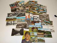 Konvolut Postkarten 75 Stück nicht gelaufen, 40er, 50er, 60er Jahre B2853