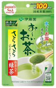 ITOEN Oi Ocha Green Tea 80g Green Tea Matcha Blend Sencha Japan NEW