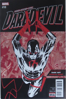 DAREDEVIL #10 MARVEL LEGACY COMICS COVER A 1ST PRINT