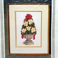 Counted Cross Stitch Kit Magnolia Topiary DMC Charles Craft StitchWorld 20-151
