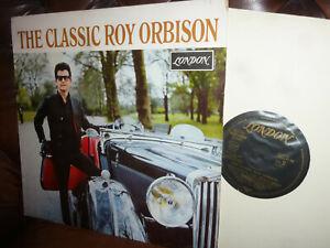 "Roy Orbison, The Classic, German London SHA-U 96 Royal Stereo LP, 12"" 1966 RARE"
