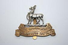 BRITISH CAP BADGE WW1 PATTERN KITCHENER'S ARMY WARWICKSHIRE BIRMINGHAM PALS 2ND