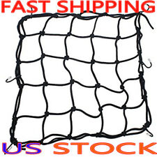 """15"""" Cargo Net for Motorcycles Dirt bikes Street bikes ATVs Scooters"""