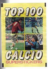 bustina figurine packet pochette  - TOP 100 CALCIO