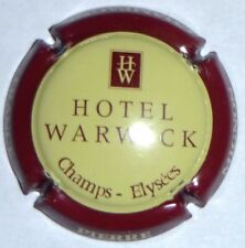 Capsule de Champagne: Extra !!!  PIERRE MIGNON, Hôtel Warwick ,  n°18