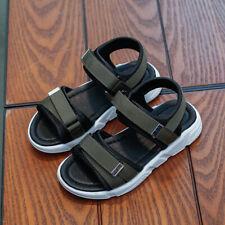 Estudantes de moda Infantil Escola Sandálias para os meninos crianças Beach Sapatos Para O Verão