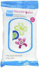 MAM Pacifier Wipes - 40 Count - Additional Items Ship Free