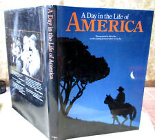 DAY In The LIFE Of AMERICA,1986,200 Worlds Leading Photojournalists,1stEd,Ils,DJ