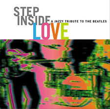 Various Artists/step inside love-A Jazzy Tribute to the Beatles (2 x CD)