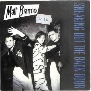"Matt Bianco More Than I Can Bear (Remix) UK 7"" Vinyl Record 1985 YZ3 WEA 45 EX"
