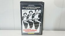 The Texas Chainsaw Massacre 1974 Super RARE French version VHS Tobe Hooper
