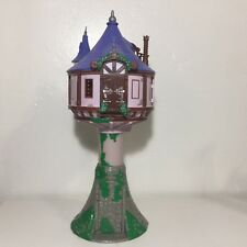 Disney Parks Tangled Rapunzel Magical Tower Only Playset Plastic Dollhouse