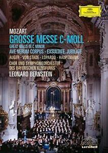 Bernstien - Mozart: Mass In C Minor (NEW DVD)