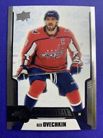 2019-20 Upper Deck Credentials #10 Alex Ovechkin Washington Capitals