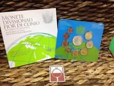 SAN MARINO - BU SET 2008 (+ €5,= ZILVER) INTERNAZIONALE PIANETA TERRA