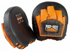 Pro Box Boxing Focus Pads Micro Cuban Hook and Jab Xtreme Mini Focus Mitts