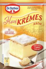 DR OETKER HUNGARIAN TRADITIONAL KRÉMES CAKE POWDER (3 X 225g)