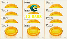 Pears Original Transparent Gentle Care Soap Bar 125g X 12 Bars** Free Delivery*