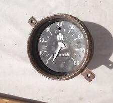 Early International Truck Speedometer Gauge Speedo Dash Panel