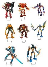 """15 x  2.7"""" Lego Bionicle Birthday edible stand up cupcake toppers *PRE_CUT*"""