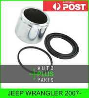 Fits JEEP WRANGLER 2007- - Brake Caliper Cylinder Piston Kit (Front) Brakes
