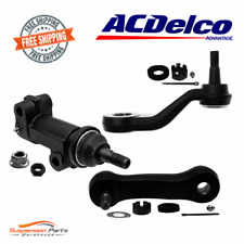 Acedelco Idler Pitman Arm & Idler Bracket Pivot For Escalade Yukon  Tahoe Savana
