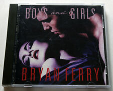 BRYAN FERRY - Boys and Girls CD Wb 25082-2. West Germany Target Early Pressing