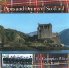 Pipes And Drums Of Scotland von The Grampian Police Pipe Band (2005)