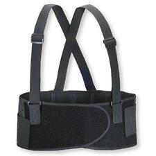 """Valeo 8"""" Elastic Back Support Belt Medium 32""""-42"""" VES Machine Washable"""