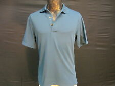 Grand Slam Performance Brand Golf Shirt polo New sz S dress casual  Blue Unisex
