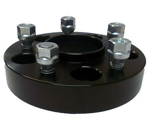 Ford Wheel Spacer 5x108 x20mm 2 Spacers Supplied Ford Focus From 2004- on
